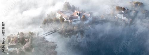 Fotografie, Obraz Wolkenschlösser