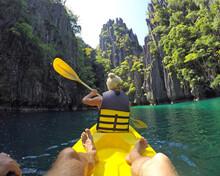 Kayaking, Philippines