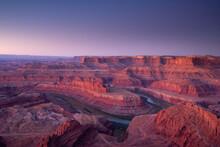 Utah Canyonlands View Overlook