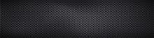 Black Perforated Metal Plate. Metal Grill. Black Metal Texture Steel Background. Perforated Sheet Metal. Abstract Dark Gray Circle Mesh Pattern Background Texture. Black Metallic Background.Vector EPS