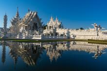 Wat Rong Khun Or White Temple On Phahonyothin Rd, Pa O Don Chai, Mueang Chiang Rai District, Chiang Rai, Thailand