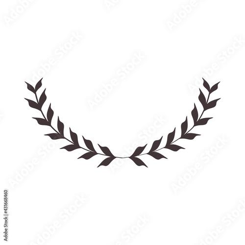 Fotografie, Obraz laurel wreath crown