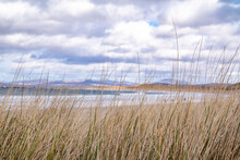 The Dunes At Portnoo, Narin, Beach In County Donegal, Ireland