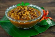 Hunglay Pork Curry Thai Northern Food Spice Masala Curry Lanna Style