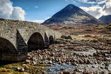 The Old Bridge Sligachan