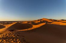 Shot Of North Algodones Dunes Wilderness Area Acolita USA