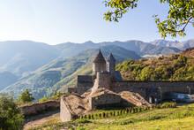 Tatev Monastery-Armenian Monastery Complex Of The Late IX-early X Centuries In Syunik Region. Armenia