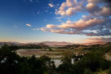 Lake Cachuma, Santa Ynez Valley