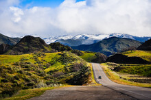 The Beautiful Drive Along Highway 1 Near Big Sur, California