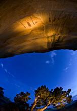 Rock Art, Temple Mountain Utah, San Rafael Swell