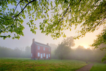 Gordon House, Natchez Trace Parkway, Tennessee And Mississippi, USA, Tennessee