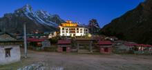 Tengboche Monastery, Everest Region, Nepal