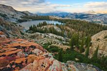May Lake And Yosemite High Country, Yosemite National Park, California