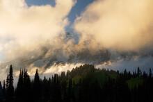 Mt. Rainier, Mount Rainier National Park