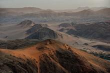 Mountains Of The Northern Namib Desert Region, Namibia.