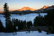 Lake Helen, Lassen Volcanic National Park, Cascade Range