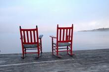 Morning On The Lake, Lake Mooselookmegontic, Maine