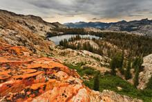 May Lake And Yosemite Backcountry, Yosemite National Park