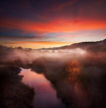 Santa Ynez River, Santa Ynez Valley, California