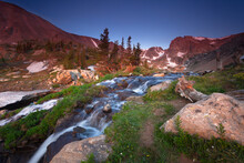 Lake Isabelle Is Located In The Indian Peaks Wilderness Area Outside Of Nederland, CO.