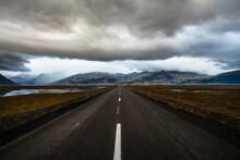 Ring Road Near Hofn, Iceland
