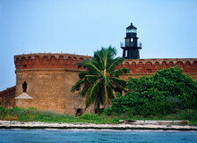 Fort Jefferson Dry Tortugas National Park, Florida, USA
