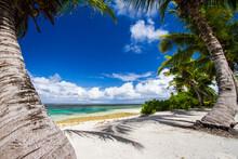 Beautiful Beaches Of Alphonse Island, Seychelles