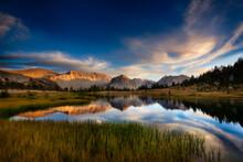 Pioneer Basin, Sierra Nevada Mountains, John Muir Wilderness, California