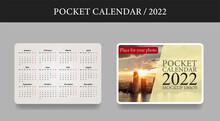 Pocket Calendar / 2022