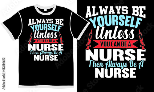 Fotografía always be yourself unless you can be a nurse then always be a nurse, nursing car