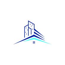 Home Bulding Logo Vector