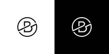 Modern And Unique Letter B Initials Logo Design 7
