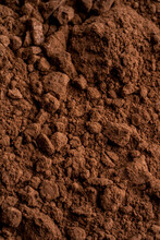 Closeup Of Cocoa Powder