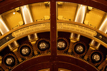 Old Bank Vault In Cleveland, Ohio