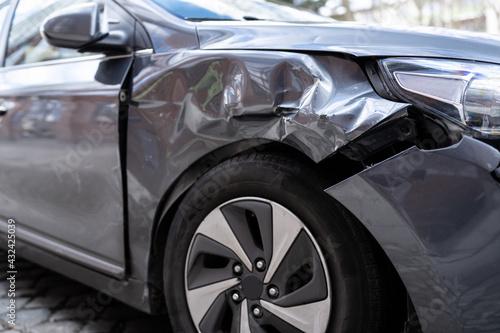 Car Insurance And Repair - fototapety na wymiar