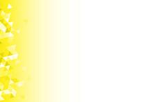 三角の白ベースグラデーション背景 Abstract Colorful Background With Gradient Triangles Gradation