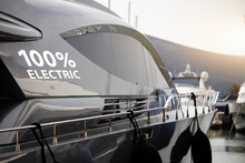 100 % Electric Yacht Concept