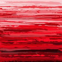 Shades Of Red Wallpaper, Vector Illustration