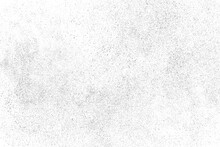 Distressed Black Texture. Dark Grainy Texture On White Background. Dust Overlay Textured. Grain Noise Particles. Rusted White Effect. Grunge Design Elements. Vector Illustration, EPS 10