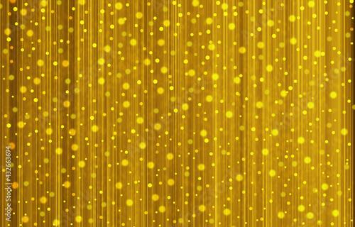 Valokuva gold light  glitter on  festive  background