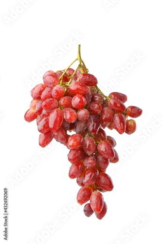 Fotografiet Fresh ripe apetite fruit grapes, healthy diet and vitamins
