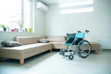 Wheelchair In The Room
