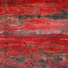 Old Wooden Red