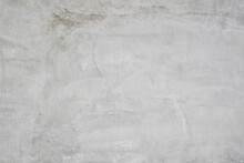 Concrete Or Cement Wall Texture For Background