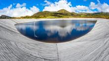 Retenue Collinaire De Piton Marcelin, Plaine Des Cafres,  Le Tampon, île De La Réunion