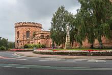 Carlisle Citadel, Old Courthouse, Carlisle, Cumbria, UK