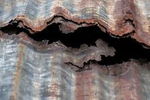 Old Rusty Texture, Nacka, Stockholm, Sweden, Sverige