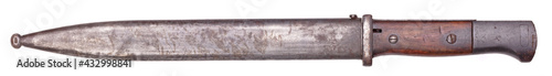 Valokuva German army ww2 period bayonet