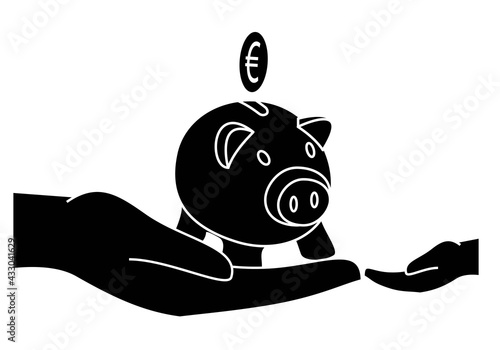 Carta da parati Educación financiera de padres a hijos