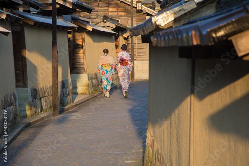 金沢の路地 Tapéta, Fotótapéta